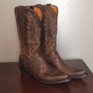 1883 Lucchese Boots